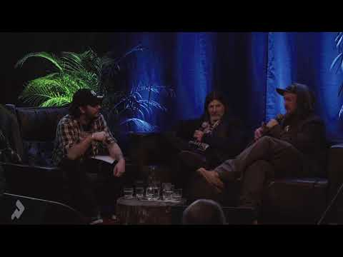 The Bug & Dylan Carlson in conversation with The Wire at Le Guess Who? 2017