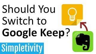 Should You Switch to Google Keep? (Evernote Comparison)