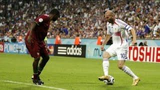 Zinedine Zidane - The Legendary Skills and Tricks