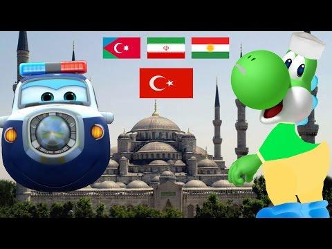 Grand Theft Auto: Mubahan Cihan Kudish,Turkish - Myths K.A.C.C. Corpses old Turkish