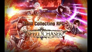 Spell Chaser Gameplay - Epic Skill Collecting RPG Android/IOS