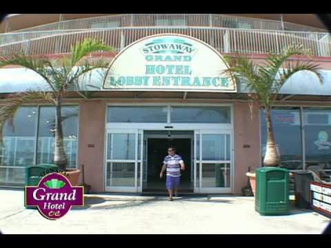 The Grand Hotel Ocean City Maryland Youtube