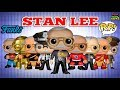Stan Lee | Todos sus Funko Pop