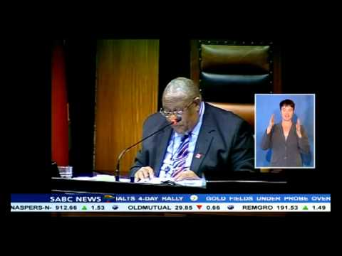 South Africa has a new Auditor General.