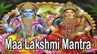 Mantra To Win Any Lottery l Shree Maa Lakshmi Mantra l श्री माँ लक्ष्मी मंत्र