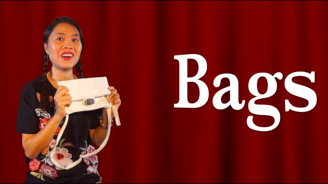 IELTS Speaking: BAGS [Luyện thi IELTS hiệu quả nhất TP HCM Hà Nội]