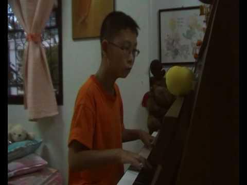เพลงเพราะ เพราะเธอ Flavour เปียโน - piano by Blessing