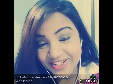 Woh lamhe by Pani & shahbaz