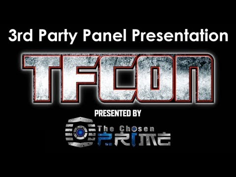 TFCon Orlando 3rd Party Presentations Live-Stream Begins at 4pm ET
