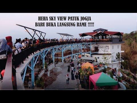 tempat-wisata-langka-|-heha-sky-view-patuk-jogja-|
