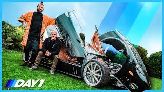 SPYKER, de dikste wagens van NEDERLANDSE bodem?! | Daily Driver | DAY1