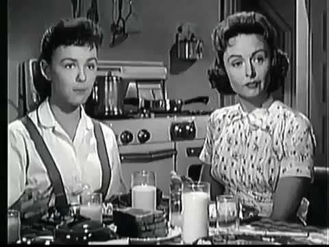 The Donna Reed Show   'Weekend Trip'   FIRST and FULL Episode Aired September 24, 1958