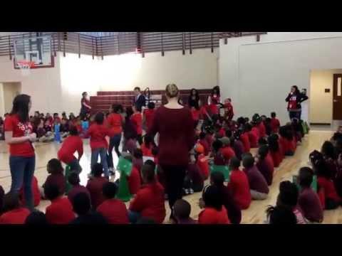 TINDLEY RENAISSANCE ACADEMY                     All School Morning Meeting Part 1