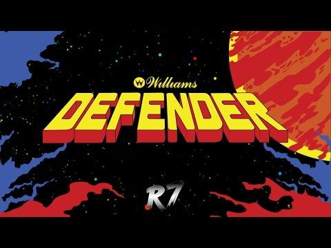 Defender | 1981 | Arcade | Gameplay | HD 720p 60FPS
