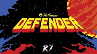 Defender | 1981 | Arcade | Gameplay | HD 720p 60FPS