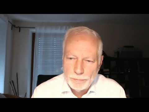 19.1.2021: Dr. med. Kurt Sternberger zum Thema