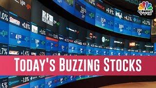 Share Market Updates : Today's Buzzing Stocks | CNBC Awaaz | February 13, 2019