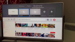 Download lagu Opera TV web browser for Android tv   Smart TV Web Browser   TV Internet browser   Web Surfing