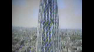 Japão inaugura a maior torre do mundo.