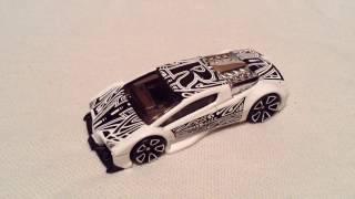 Hot Wheels Zotic (2017 HW Art Cars)