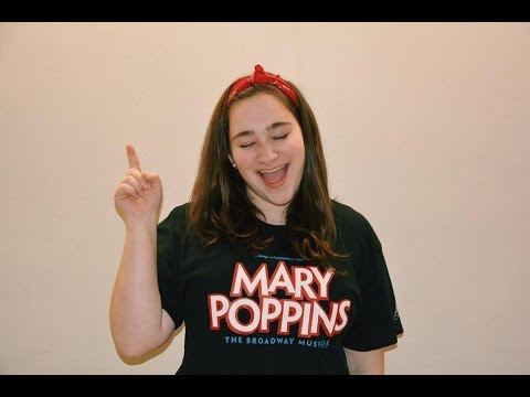 """""""WHAT'S POPPIN'?"""" BHS Mary Poppins 2016"""