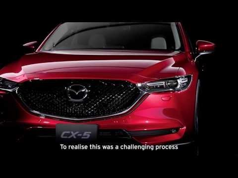 Soul Red Crystal | The Art of Colour | Mazda Canada