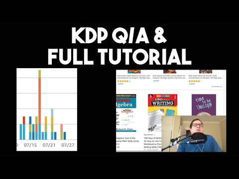 KDP QUESTION AND ANSWER PLUS RESEARCH, DESIGN AND KEYWORDS