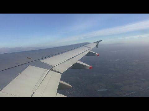 British Airways Airbus A319-131 | London Heathrow to Leeds Bradford *FULL FLIGHT*