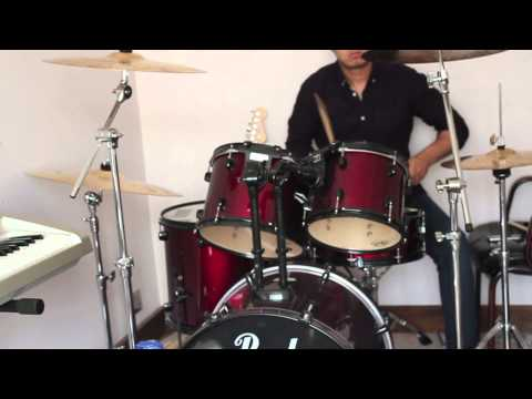 Jashn - e - Ishqa - Gunday (Drum Cover...