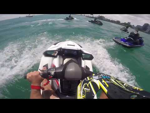 Jet Skiing Chicago 2017