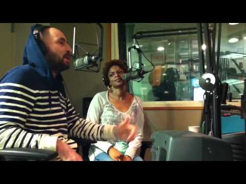 "Gentleman on ""The Joint"" at Sirius XM Satellite Radio"