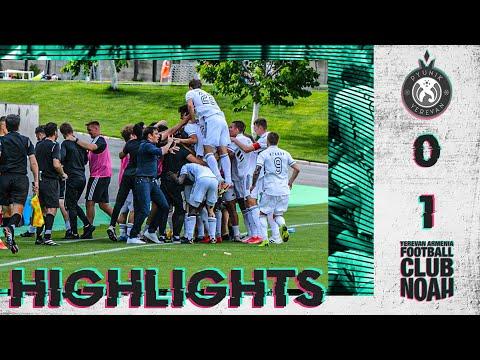 Pyunik 0-1 Noah (VBET APL, Round 9) | Highlights