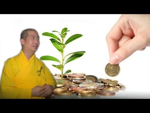 7 Lời Phật Dạy Giúp Bạn Giàu Có -  ĐĐ. Thích Hạnh Tín