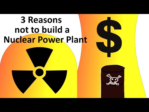 3 Reasons not to build Nuclear Power Plant in 2015