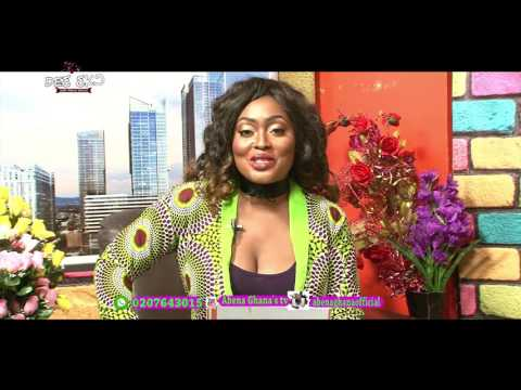 Abena Ghana reveals women's secret on De3 Eko Show