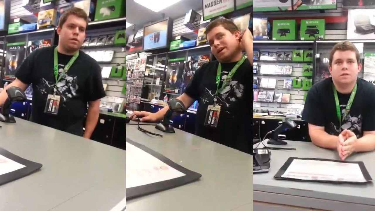 GameStop Marine - ORIGINAL - YouTubeGamestop