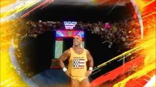 Hulk Hogan (2014) - Real American V1