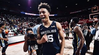 Summer League MVP Brandon Clarke Looking Like Another Stud For Grizzlies   Top Plays From Tournament