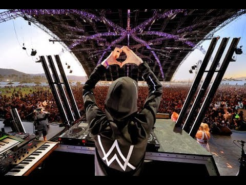 Alan Walker (ft Gavin James) LIVE at Coachella - Tired