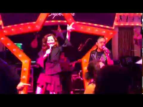 Daisy and Darren live show- Medley -Sex Bomb, Venus, Proud Mary.