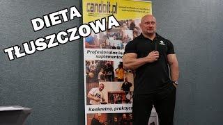 Robert Piotrkowicz - Dieta tłuszczowa ||  Materiał ze szkolenia 2017 Video