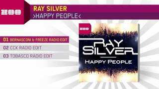 Ray Silver - Happy People (Bernasconi & Freeze Radio Edit)