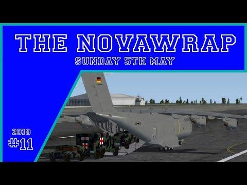 NovaWrap 5 May 2019 - The Late And Croaky Edition