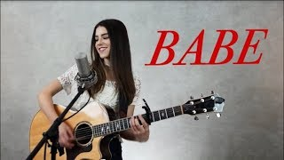 BABE - Sugarland ft. Taylor Swift - Cover by Hailey Benedict