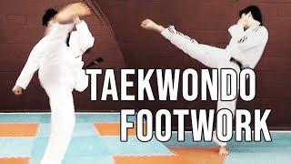 Taekwondo Sparring Techniques #47 | 태권도 겨루기 | TaekwonWoo