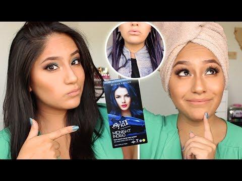 Does SPLAT Hair Dye Work on Dark Hair?!?
