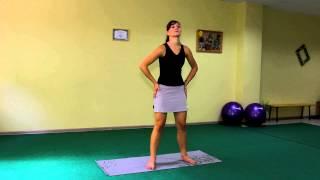 Бодифлекс тренировка 1 (Екатерина Середа)