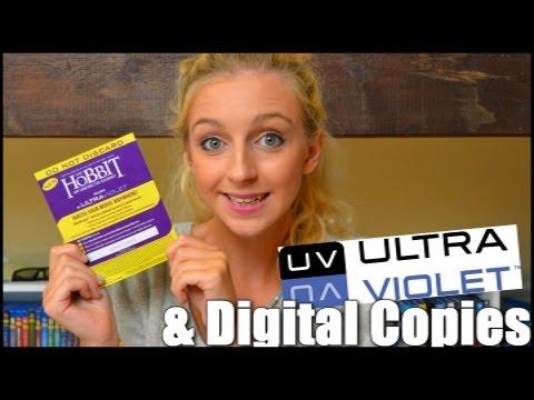 Ultraviolet & Digital Copies