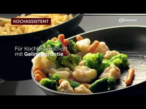 Tìm hiểu chế độ Active Cook trên bếp từ Bauknecht