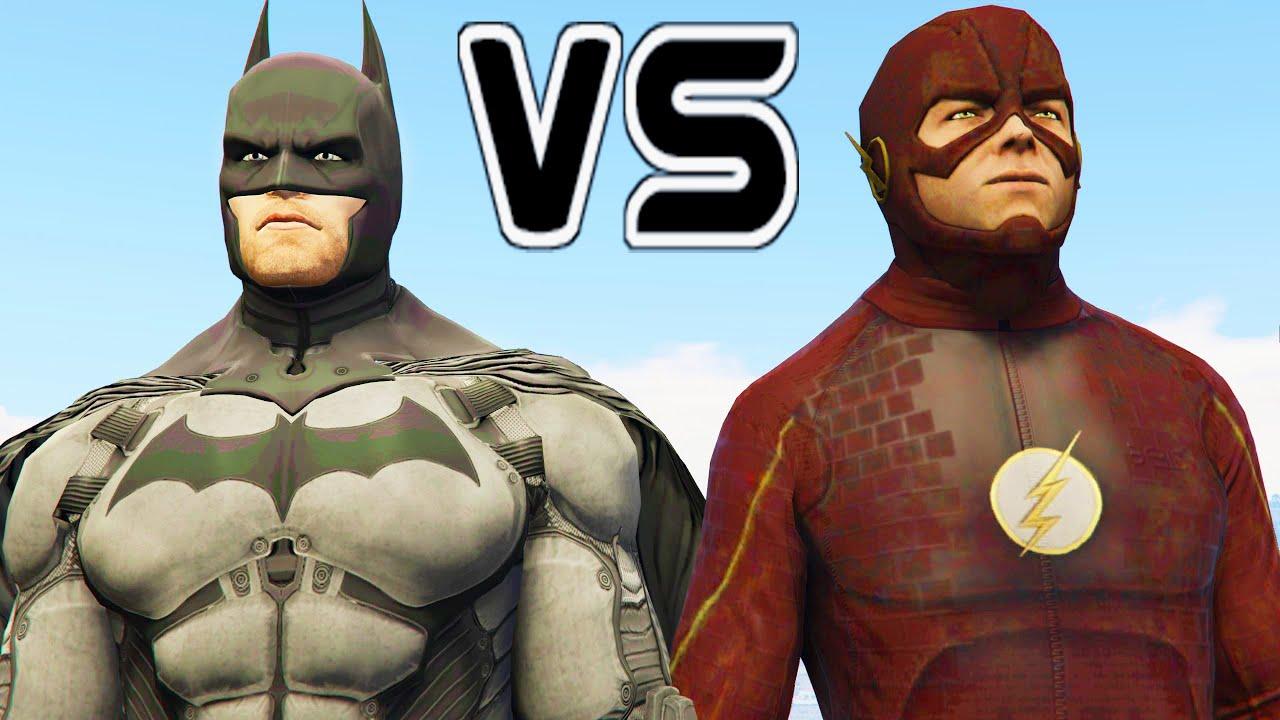Download BATMAN VS FLASH - EPIC SUPERHEROES BATTLE   DEATH FIGHT
